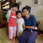 rustic guesthouse guest photo , chiang mai guesthouse , warrorot market กาดหลวง